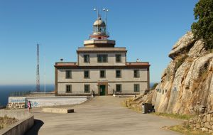 Cabo Finisterre lighthouse