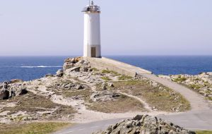 Cabo Roncudo lighthouse